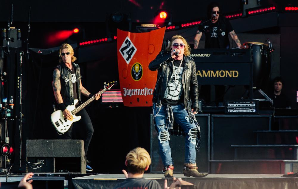 Guns n Roses - Download Festival 2018