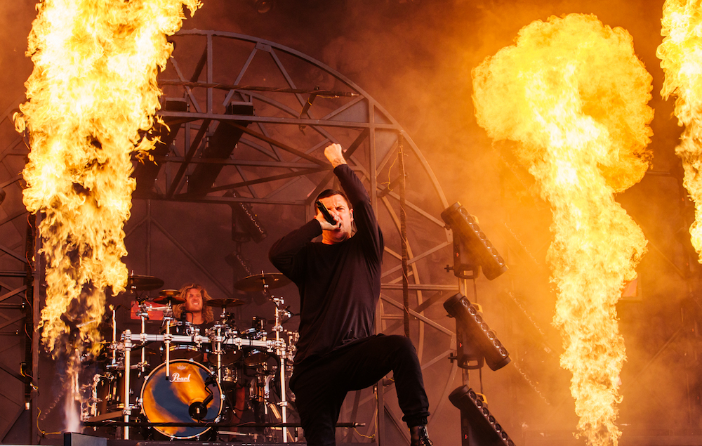 Parkway Drive - Download Festival 2018