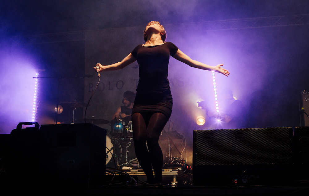 Rolo Tomassi - Download Festival 2018
