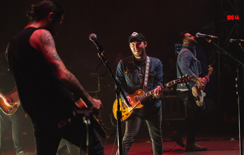 The Gaslight Anthem at Governors Ball 2018