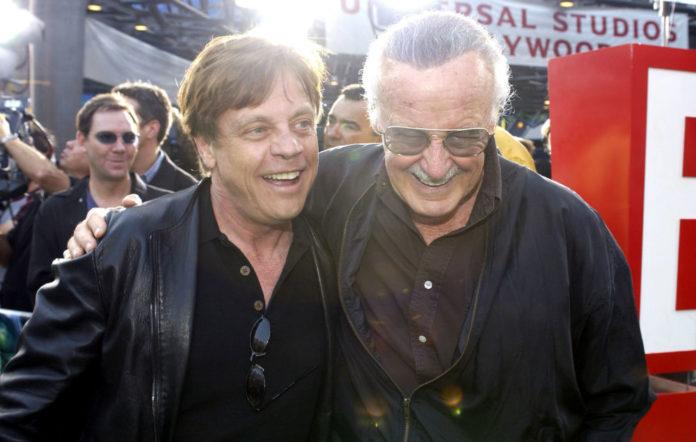 Mark Hamill & Stan Lee