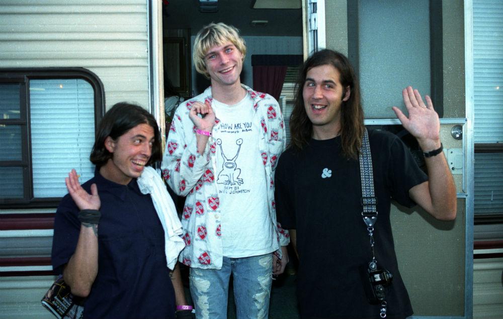 Nirvana in 1992
