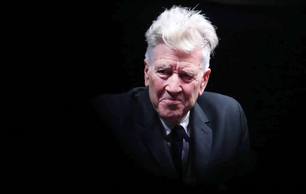 David Lynch launches new video series 'What Is David Working on Today?'