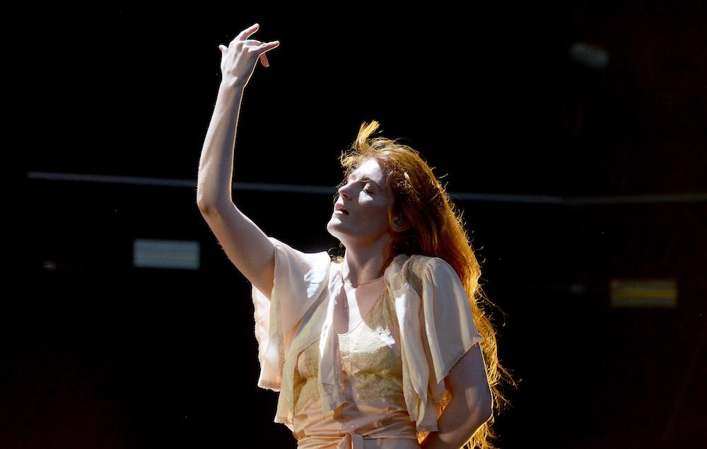 Florence Big God