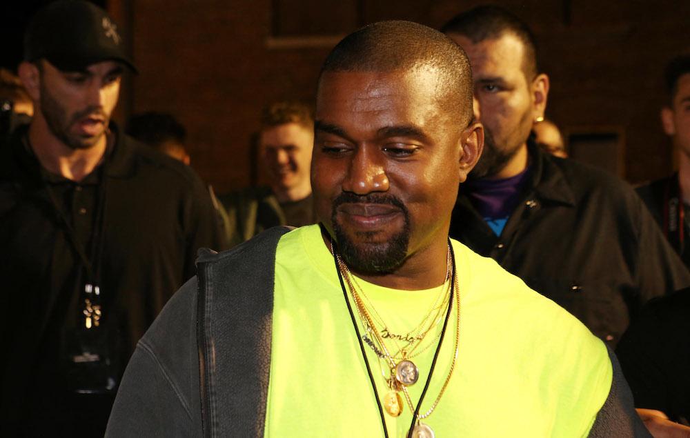 Kanye West lyric videos