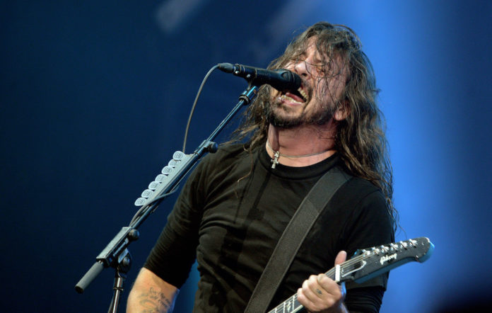 Foo Fighters Manchester