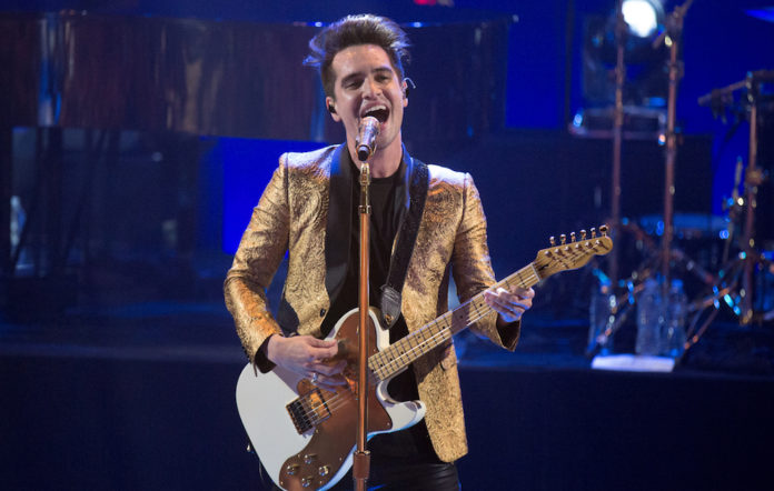 Brendon Urie human rights