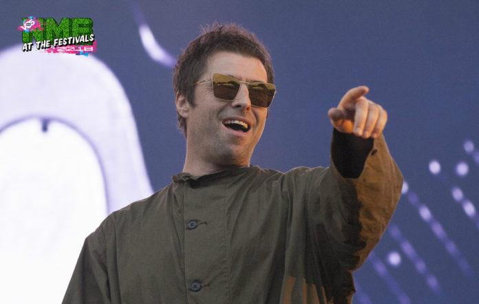 Liam Gallagher world cup