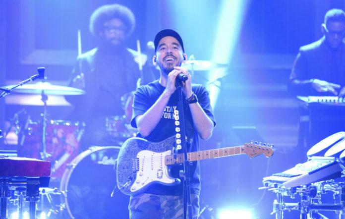 Mike Shinoda on 'The Tonight Show'