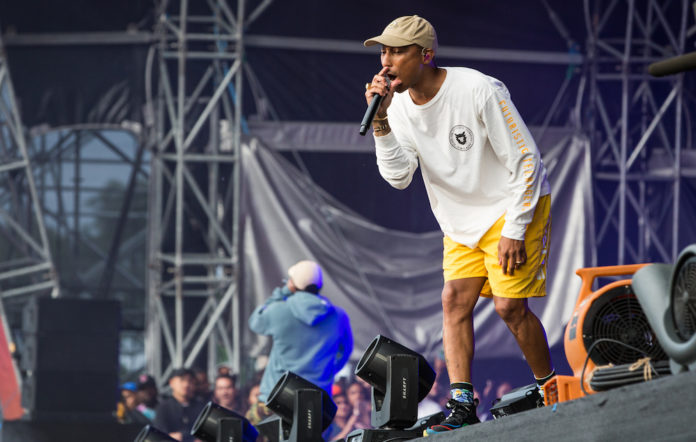 N.E.R.D. at Governors Ball 2018