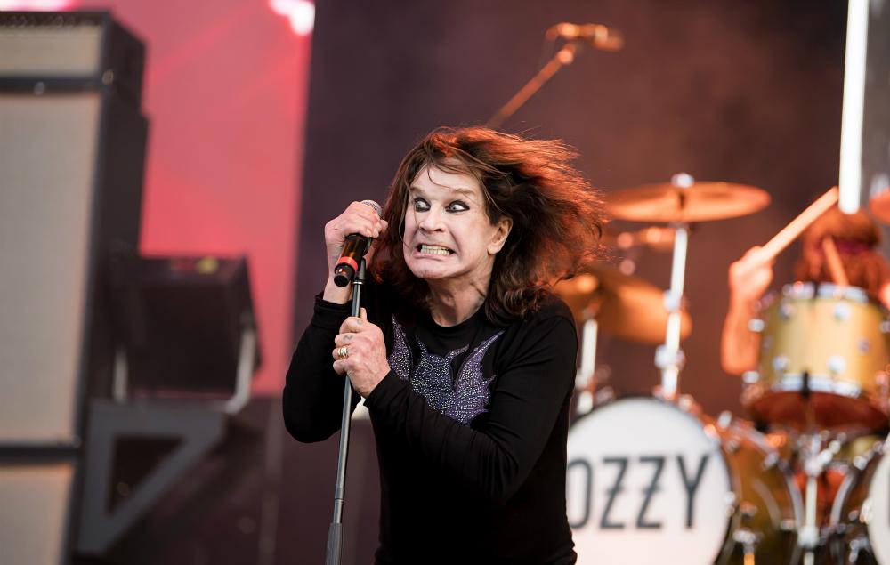 Ozzy Osbourne - Download 2018