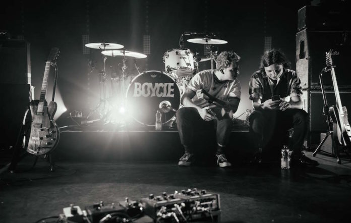 Peace tour diary shot by Andy Hughes