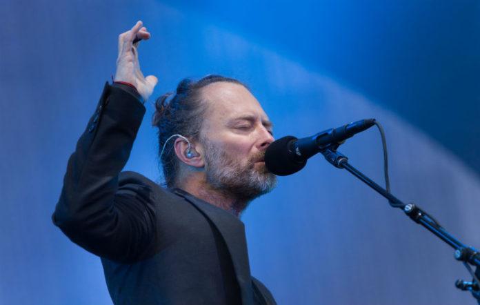Thom Yorke at TRNSMT 2018