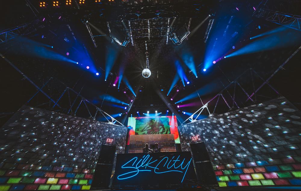 Silk City at Governors Ball 2018