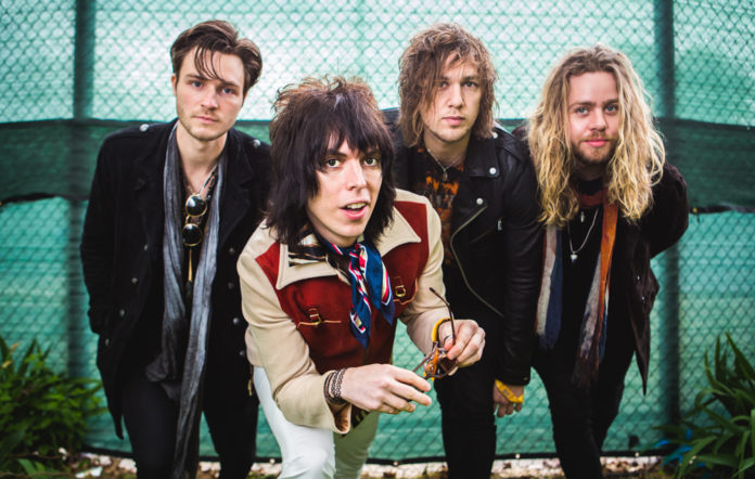 The Struts at Governors Ball 2018