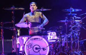 Blink-182's Travis Barker