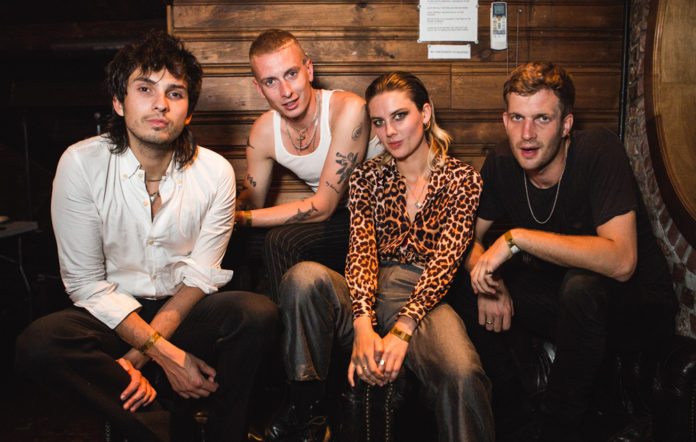 Wolf Alice at Governors Ball 2018