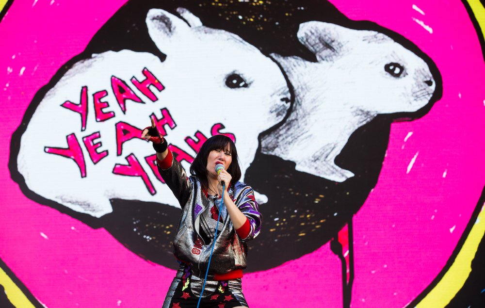 Yeah Yeah Yeahs at Governors Ball 2018