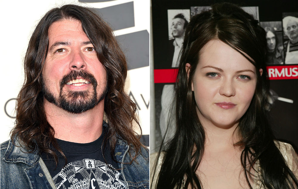Dave Grohl says he's like 'Meg White compared to Neil ...