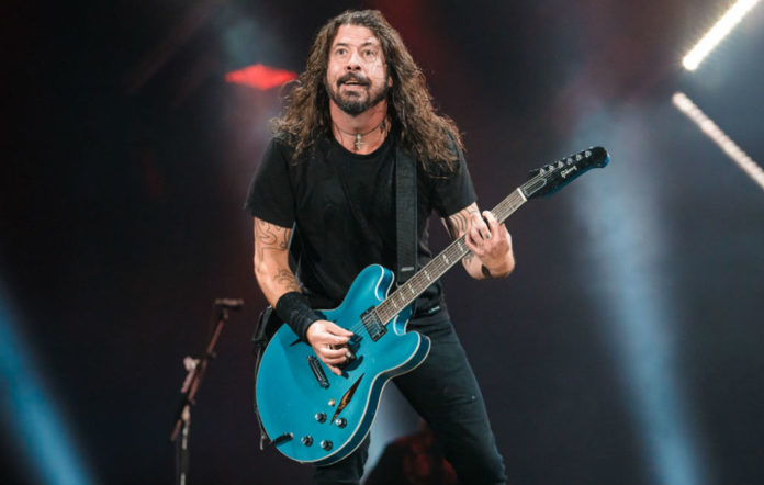 Dave Grohl voice damaged