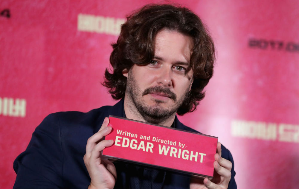 Edgar Wright rock documentary