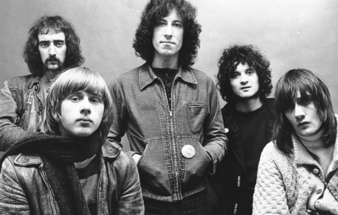 Fleetwood Mac Danny Kirwan dead