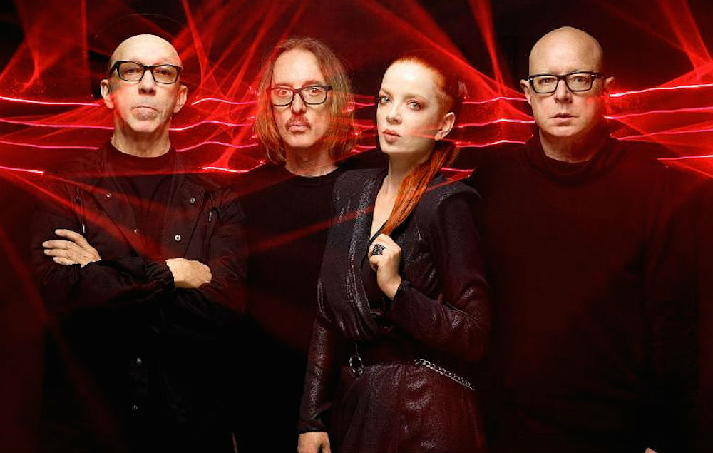 Garbage return with 'The Men Who Rule The World' from new album 'No Gods No Masters'