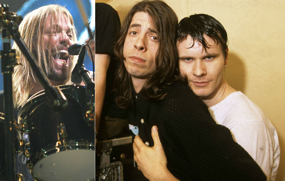 Taylor Hawkins Hits Back At Bullying Claims Made Against Dave Grohl By Ex Foo Fighters Drummer Nme