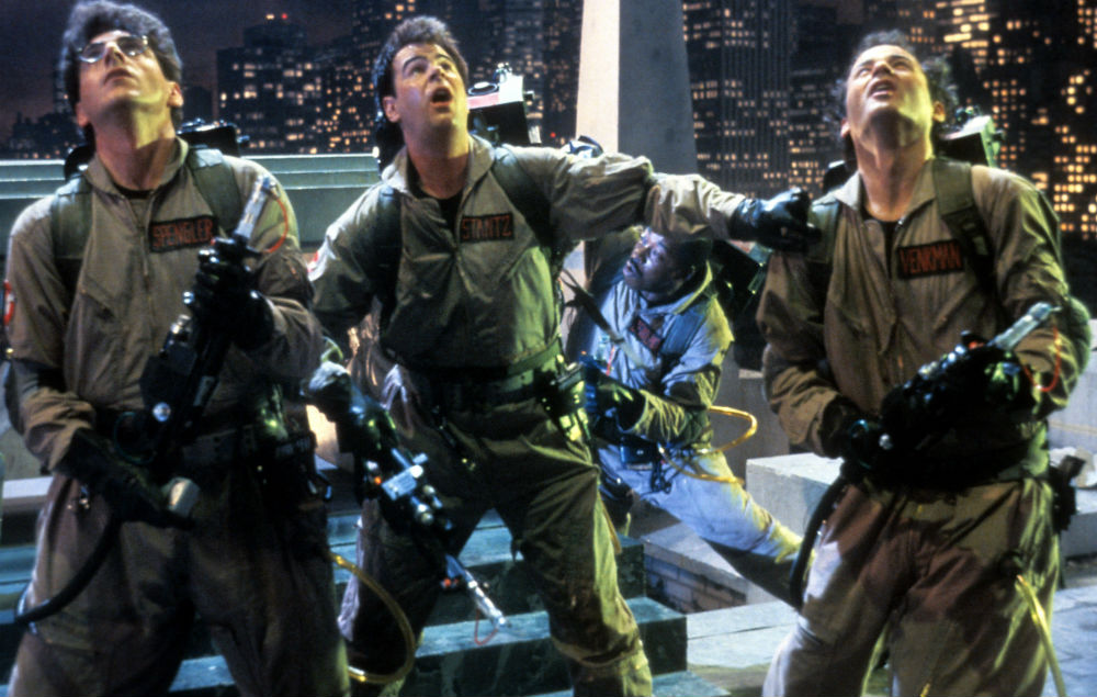Ghostbusters festival 35 anniversary