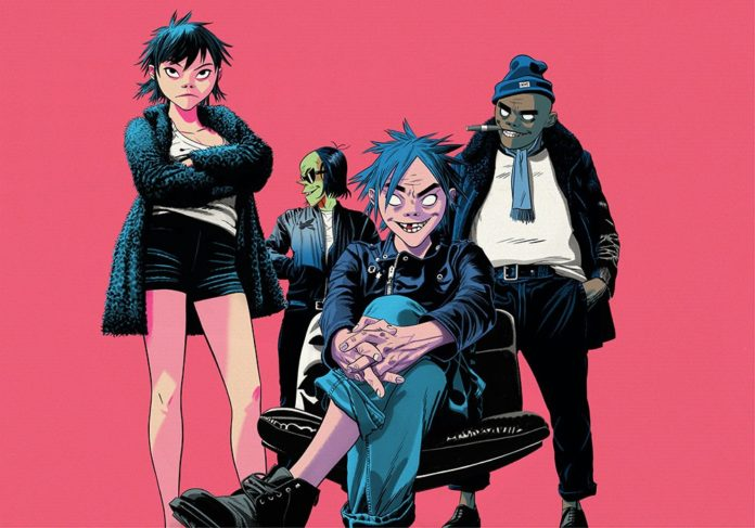 Gorillaz NME
