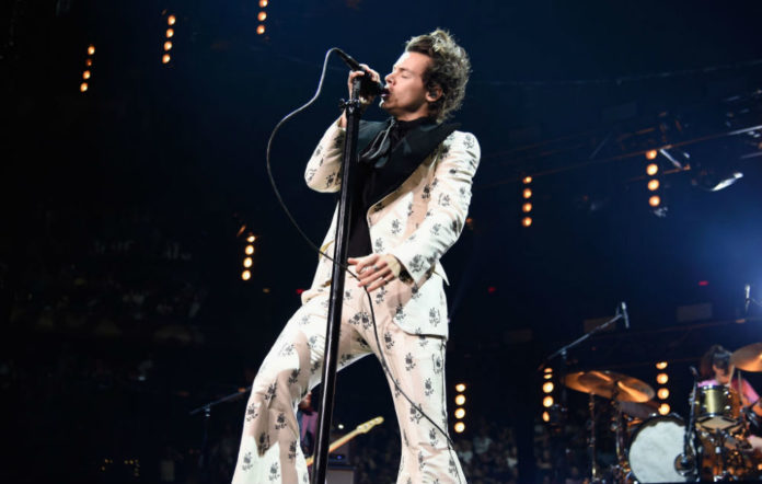 Harry Styles Shania Twain cover madison square garden