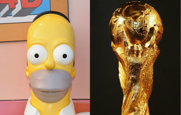 The Simpsons / World Cup
