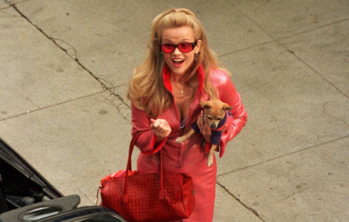 Legally Blonde 3 Reese Witherspoon return