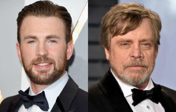 Luke Skywalker Captain America who would win