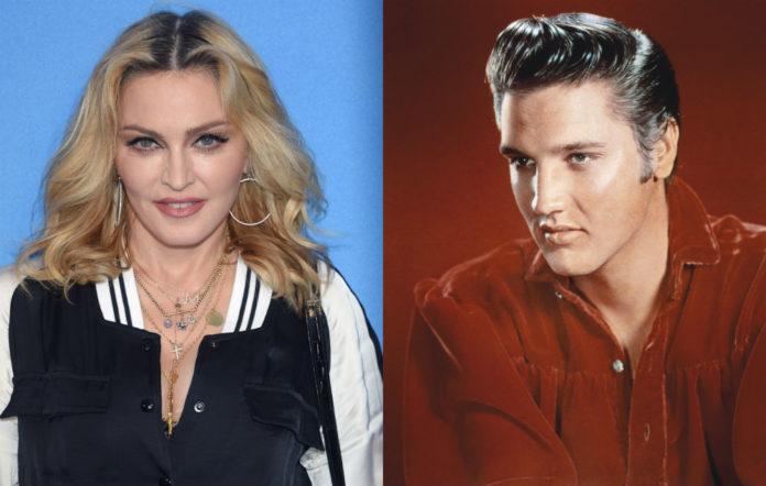 Madonna son cover elvis presley