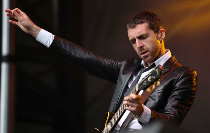 Miles Kane new song cry on my guitar