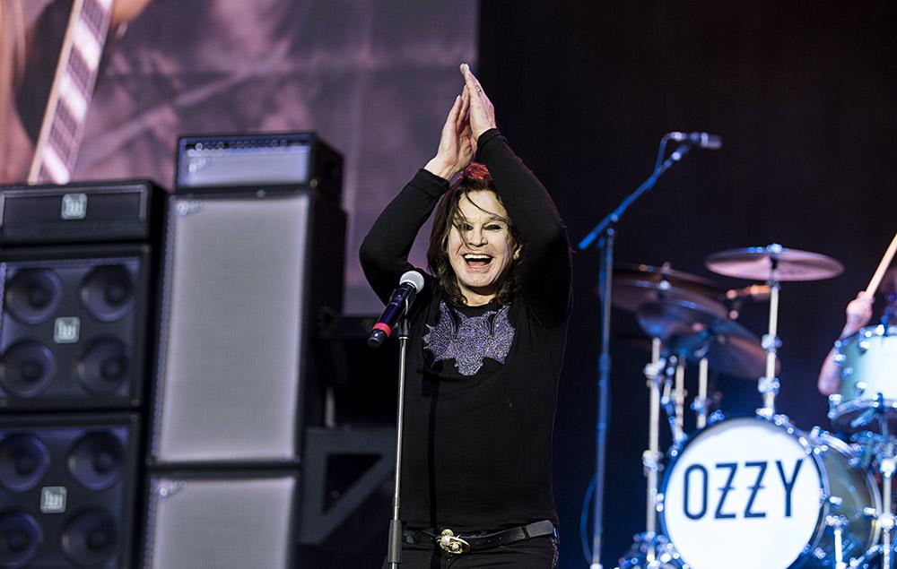 Ozzy Osbourne at Download 2018