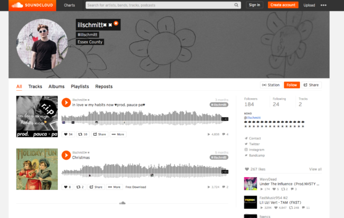 A rap song posted on SoundCloud could send an 18-year-old to