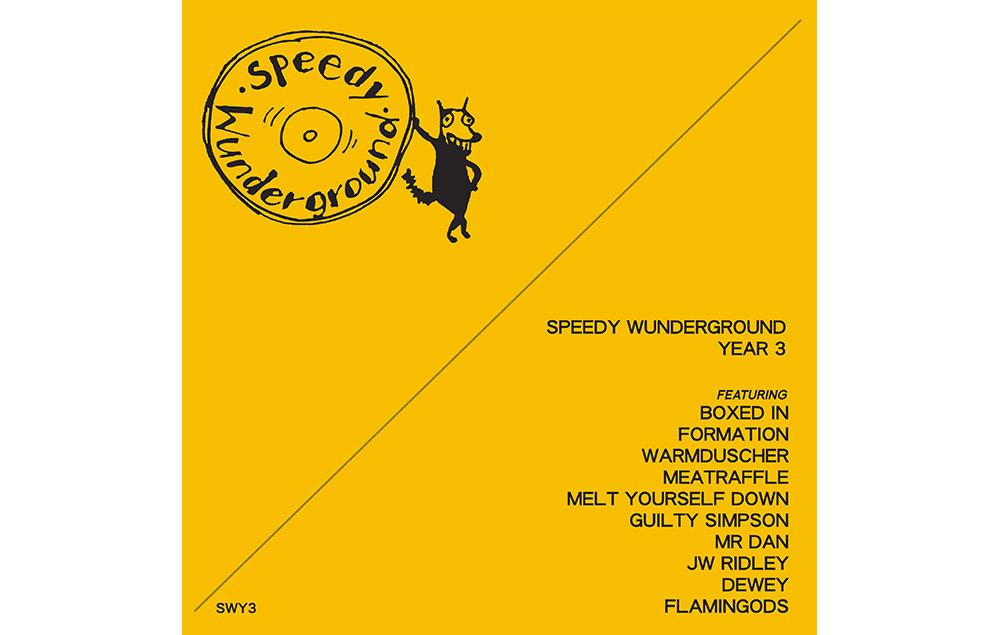 Speedy Wunderground Year 3