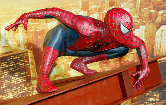 Spider-man into the spider-verse first trailer
