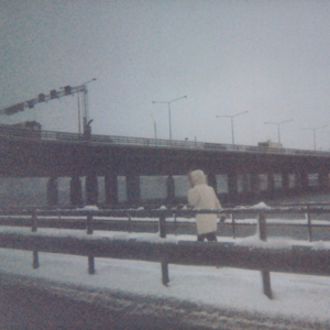 The artwork for Sun Kil Moon's 'This Is My Dinner'