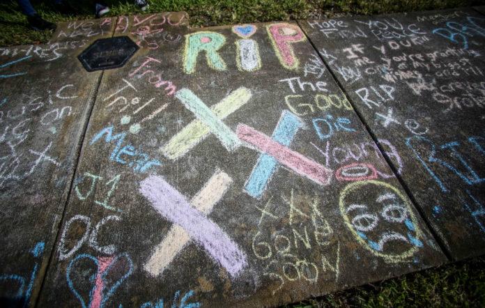 XXXTentacion memorial shut down by police