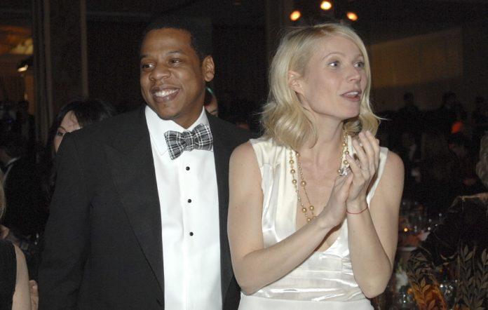 Jay-Z and Gwyneth Paltrow