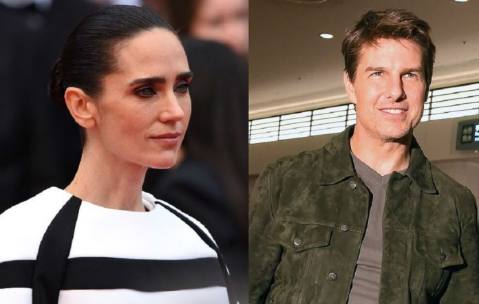 Jennifer Connelly and Tom Cruise