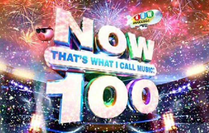 'Now That's What I Call Music 100'