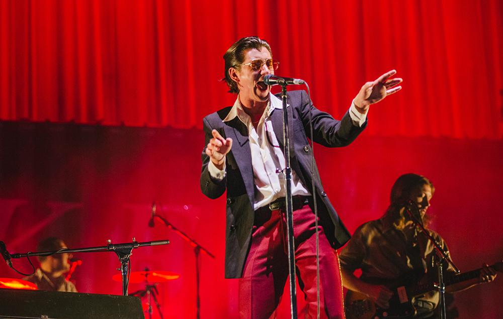 Arctic Monkeys Mad Cool 2018