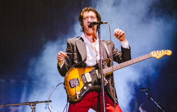 Arctic Monkeys Mad Cool Festival 2018