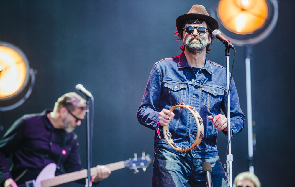 Eels On New Album Earth To Dora Dark Phases Happen But They Will Get Better Nme