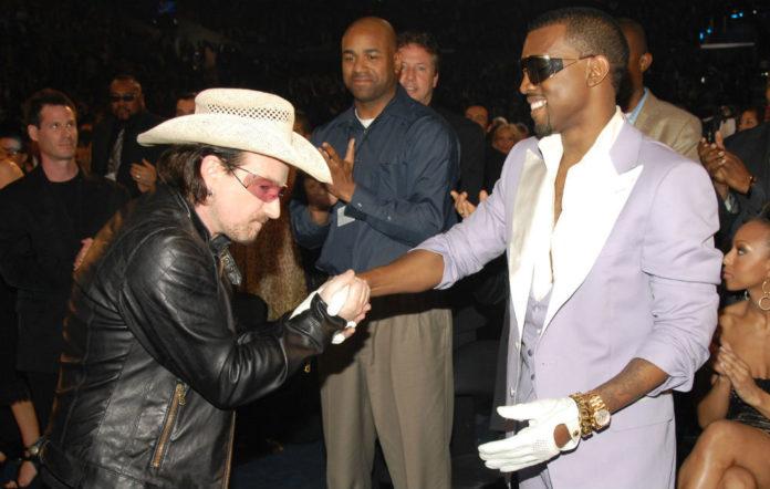 Bono / Kanye West