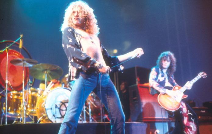 Led Zeppelin reunite